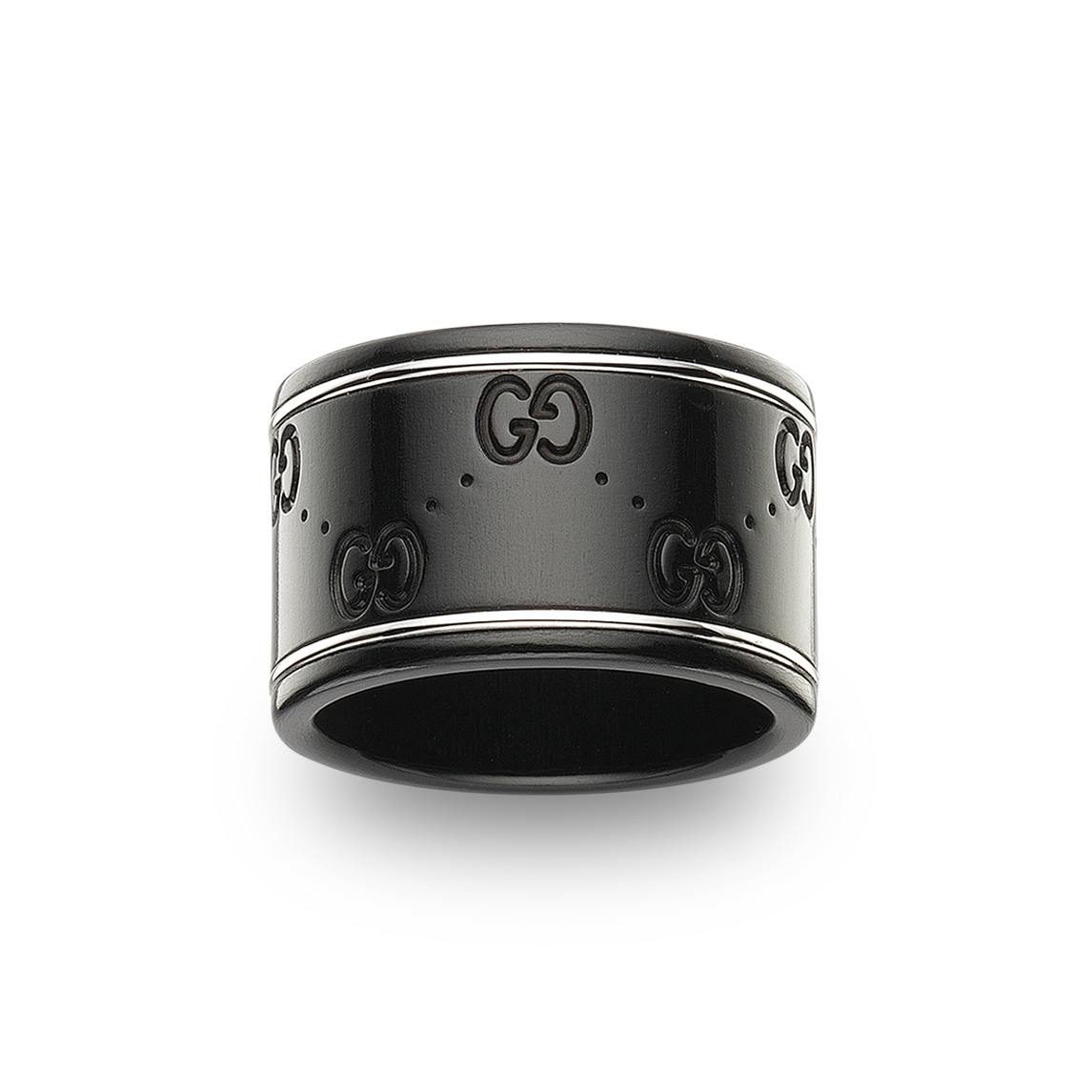 637e6dcb0 Anillo Gucci Icon Mediano - Gucci - Icon